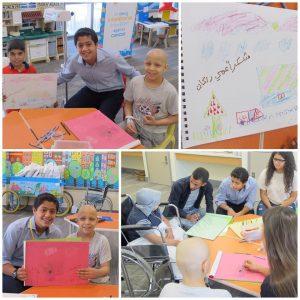 Rakan Hammouri's Personal Project initiative